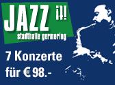 Jazzreihe - rechts