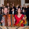 Weihnachtskonzert • Rudi Zapf, Sunny Howard & Augsburger Kammerorchester