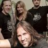 Roland Hefter mit seiner Band Isarrider