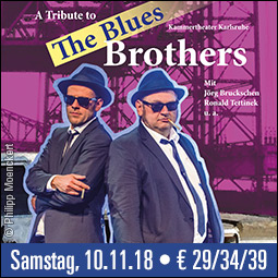 A Tribute to The Blues Brothers • Philipp Moenckert